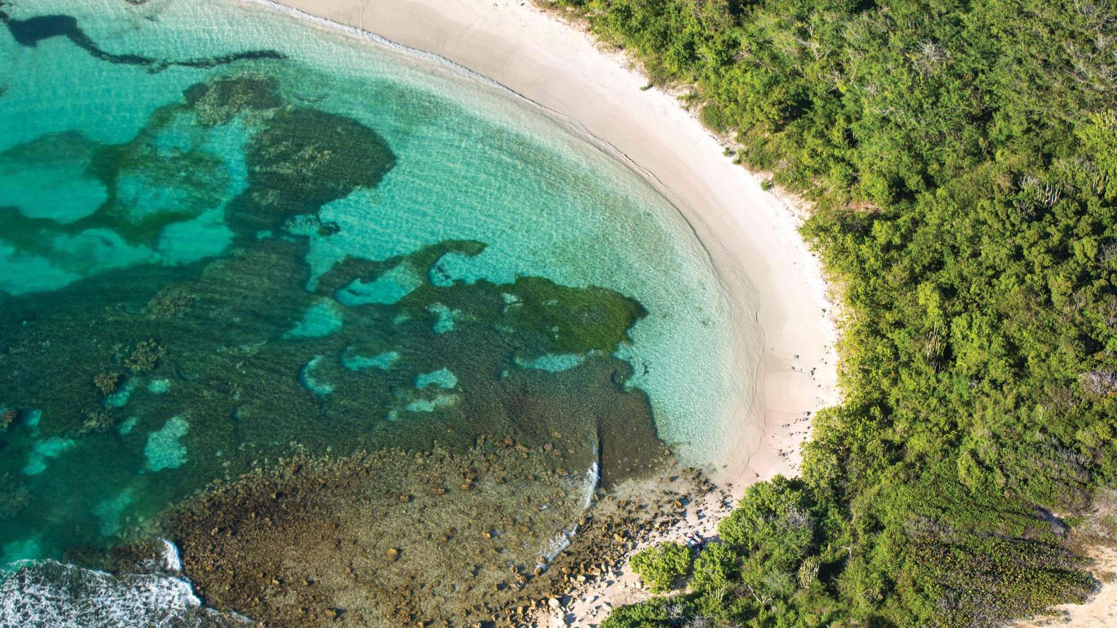 half moon bay island
